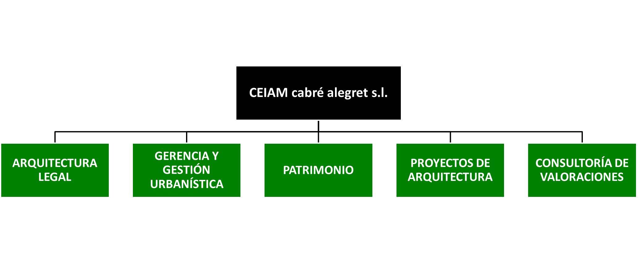 diagrama CEIAM VERD CAST